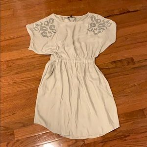 Express short sleeve dress